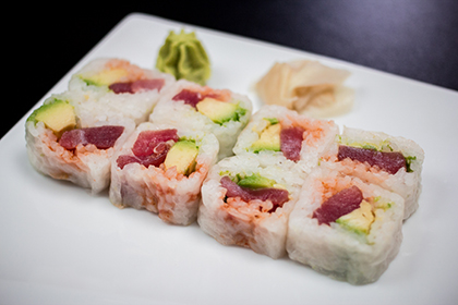 383-spicy-tuna-roll